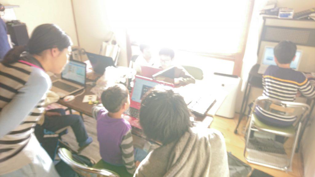 恵庭市の無料プログラミング学習コーダー道場恵庭