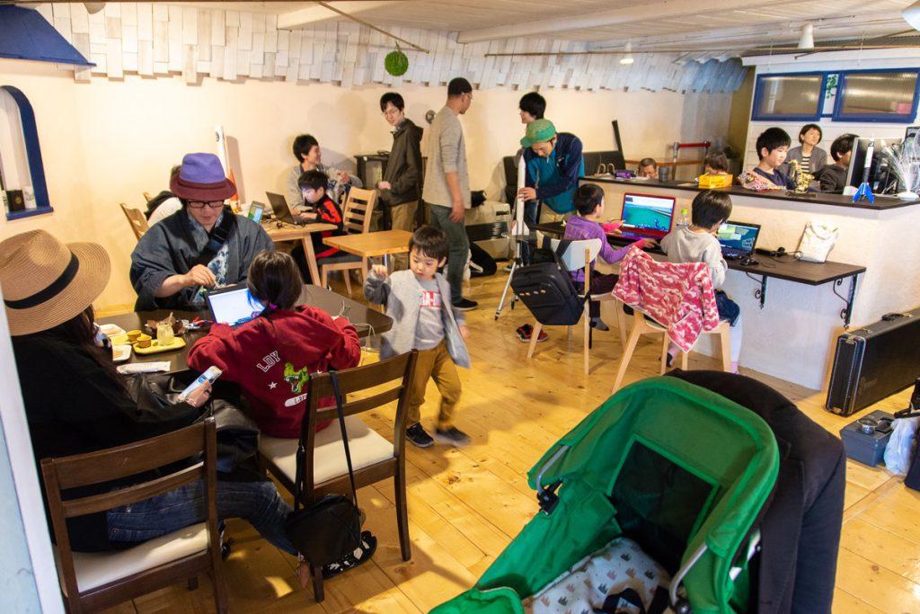 島松のjunctionに移転し、開放的な空間で、より自由な場所にアップデートされました!!