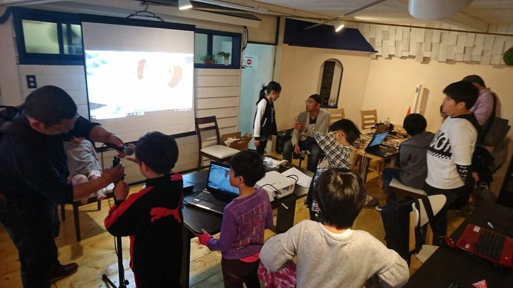 恵庭市無料プログラミング、STEAM、クリエイティブ寺子屋